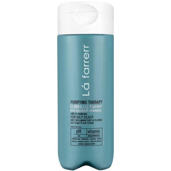 راهنمای خرید شامپو ضد شوره سر - لافارر برای موهای چرب