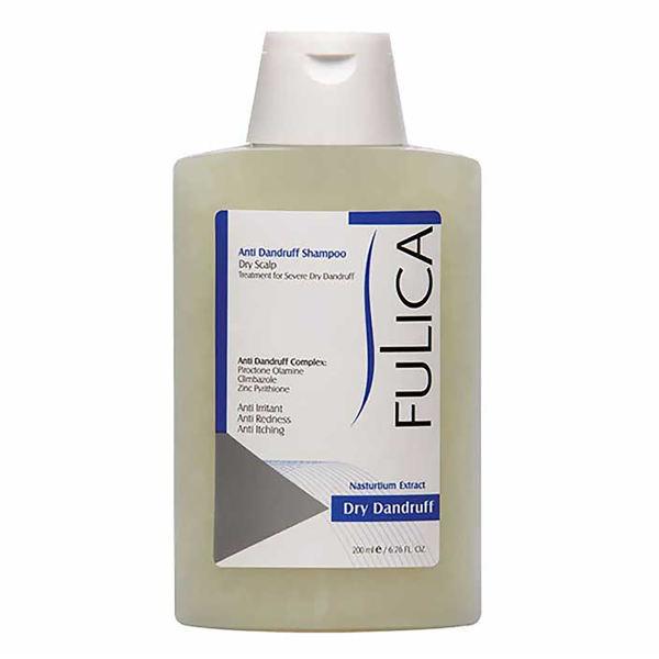 راهنمای خرید شامپو ضد شوره سر - فولیکا مناسب برای موهای خشک
