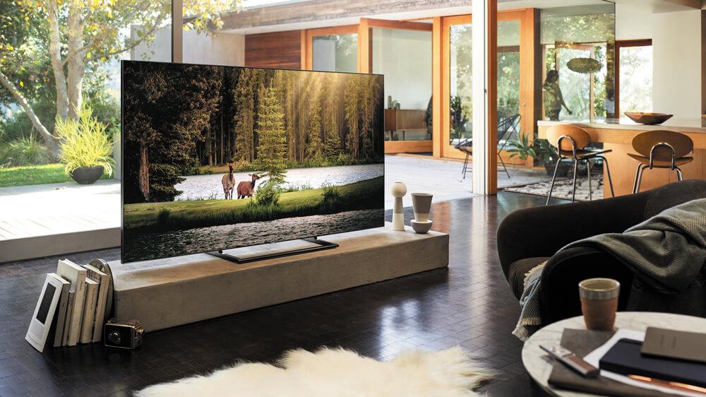 راهنمای خرید تلویزیون - qled
