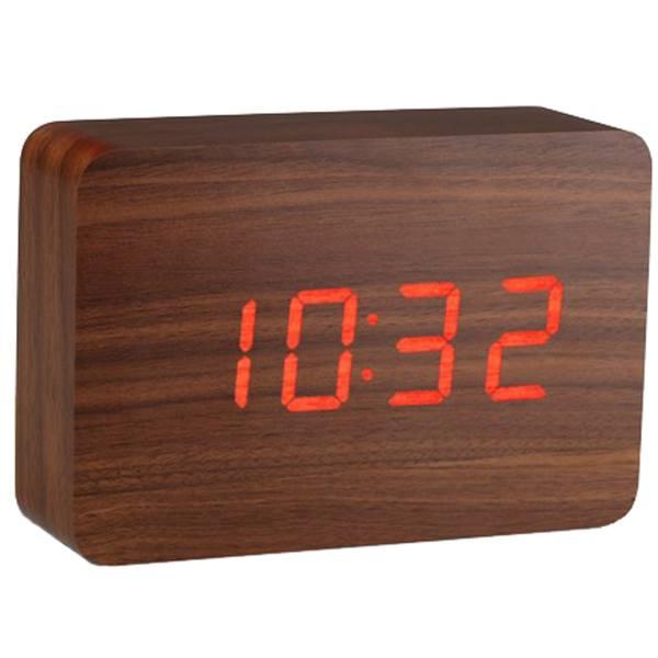 خرید ساعت رومیزی مدل Woody-863