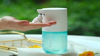تصویر از خرید جا مایع دستشویی + راهنمای خرید 25 مدل محصول با کیفیت و قیمت روز