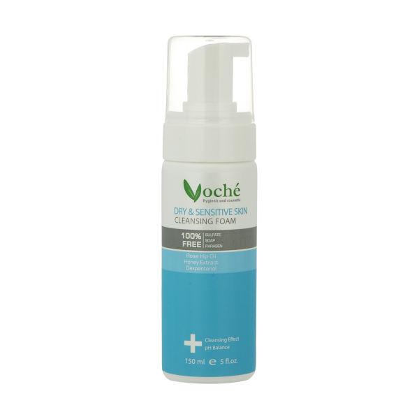 راهنمای خرید ژل شستشوی صورت مدل Dry-And-Sensitive-Skin