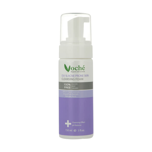 راهنمای خرید ژل شستشوی صورت مدل Oily-And-Acne-Prone-Skin
