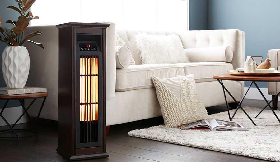 بخاری برقی با کمترین مصرف برق - چرا کم مصرف؟