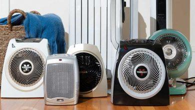 تصویر از بخاری برقی با کمترین مصرف برق + خرید 25 مدل بسیار کم مصرف