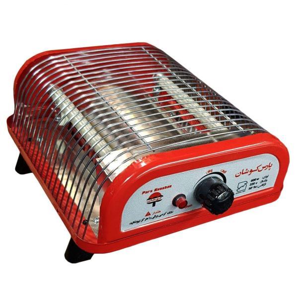بخاری برقی یا کمترین مصرف برق شماره 7