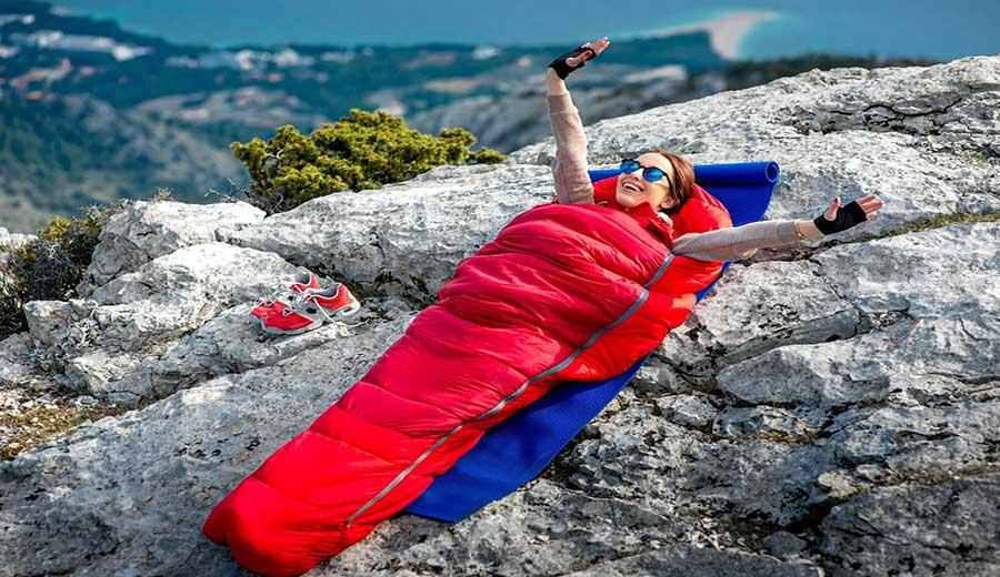 راهنمای خرید کیسه خواب - چرا به کیسه خواب نیاز دارید؟