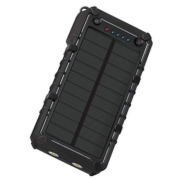 راهنمای خرید پاوربانک خورشیدی شماره 1
