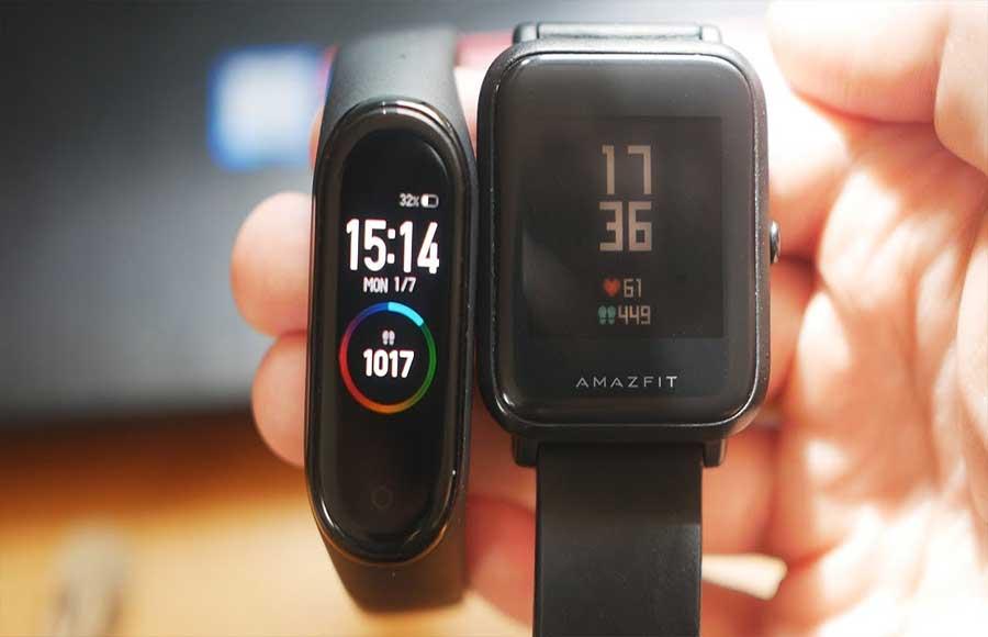 تفاوت ساعت هوشمند با مچ بند هوشمند ! کدام یک