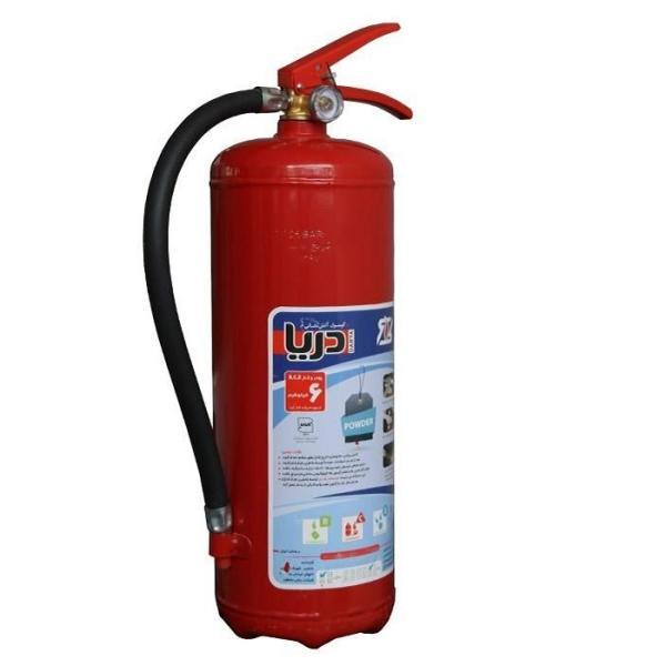 راهنمای خرید کپسول آتش نشانی شماره 12