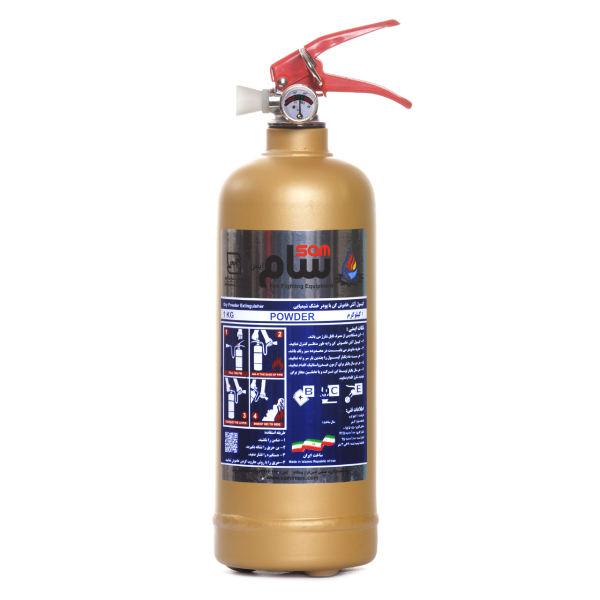 راهنمای خرید کپسول آتش نشانی شماره 16