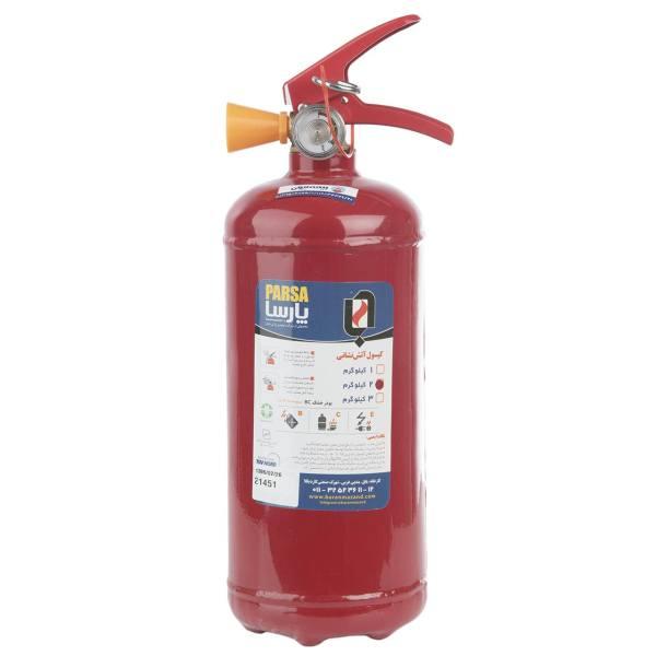 راهنمای خرید کپسول آتش نشانی شماره 19
