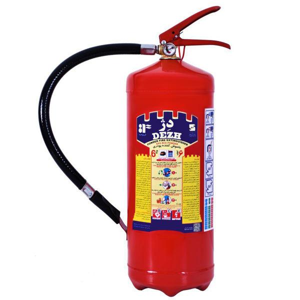 راهنمای خرید کپسول آتش نشانی شماره 20