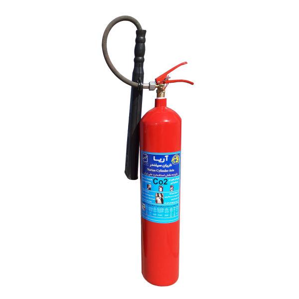 راهنمای خرید کپسول آتش نشانی شماره 8