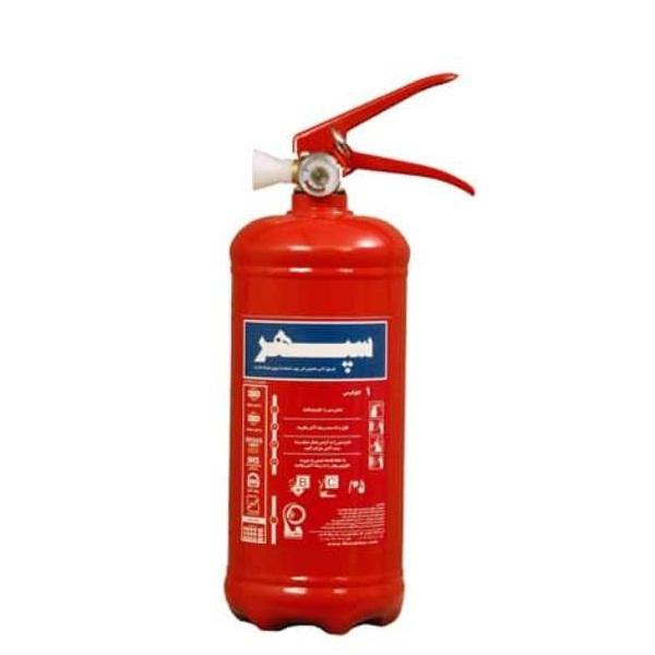 راهنمای خرید کپسول آتش نشانی شماره 9