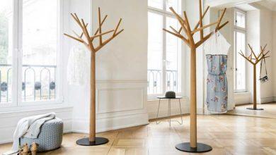 تصویر از خرید چوب لباسی ایستاده + 35 مدل ارزان + قیمت روز و عکس