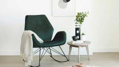 تصویر از صندلی راک مدرن : راهنمای خرید + قیمت روز و خرید اینترنتی