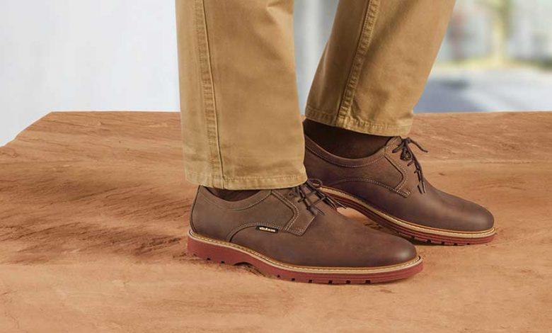 بهترین کفش طبی مردانه