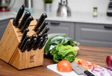 تصویر از خرید ست چاقوی آشپزخانه ارزان + 28 مدل برتر و قیمت روز