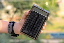 تصویر از پاور بانک خورشیدی + بهترین مدل های موجود، قیمت روز و خرید