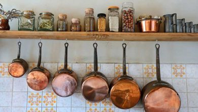 تصویر از خرید ظروف مسی برای پذیرایی + قیمت روز، خرید اینترنتی