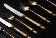 تصویر از عکس سرویس قاشق چنگال + مدل های جدید و زیبا