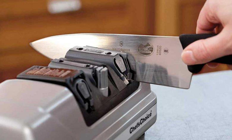 بهترین چاقو تیز کن