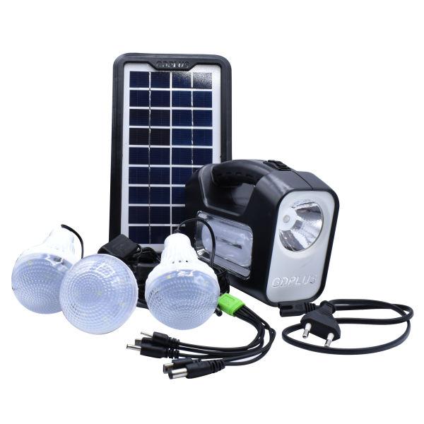 راهنمای خرید سیستم روشنایی خورشیدی - 2