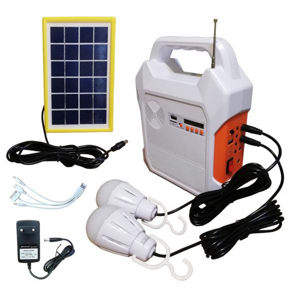 راهنمای خرید سیستم روشنایی خورشیدی - 3