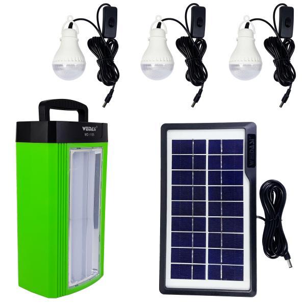 راهنمای خرید سیستم روشنایی خورشیدی - 9