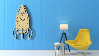 تصویر از ساعت دیواری کودک ارزان + معرفی و خرید 21 مدل برتر و ارزان قیمت