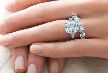 تصویر از زیباترین انگشتر نقره زنانه + 20 مدل فوق العاده زیبا + قیمت روز